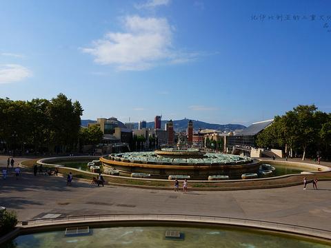 魔法喷泉旅游景点图片