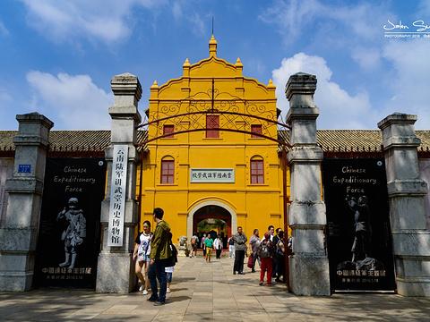云南陆军讲武堂旧址旅游景点图片