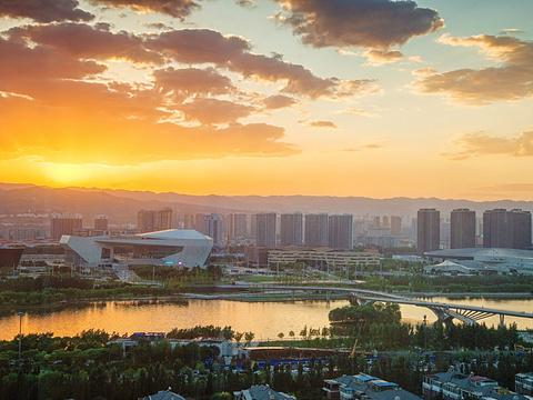 汾河公园旅游景点图片
