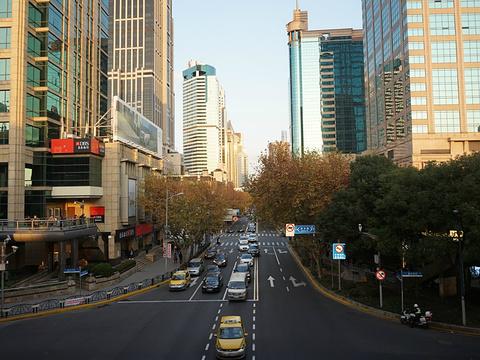 淮海路旅游景点图片