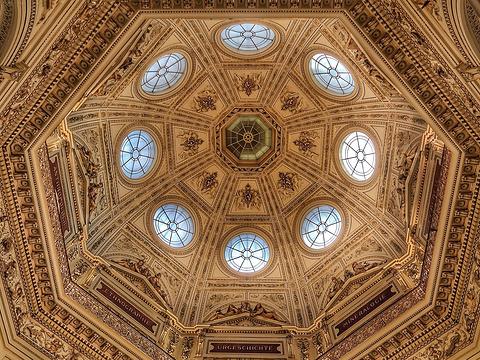 维也纳自然史博物馆旅游景点图片