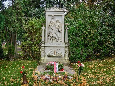 中央公墓(Zentralfriedhof)旅游景点图片