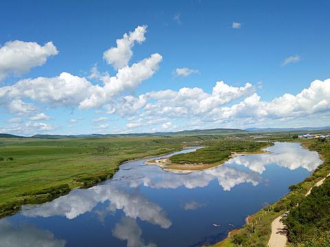 呼伦贝尔大草原旅游景点图片
