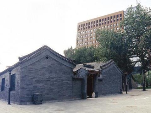 南新仓文化休闲街旅游景点图片