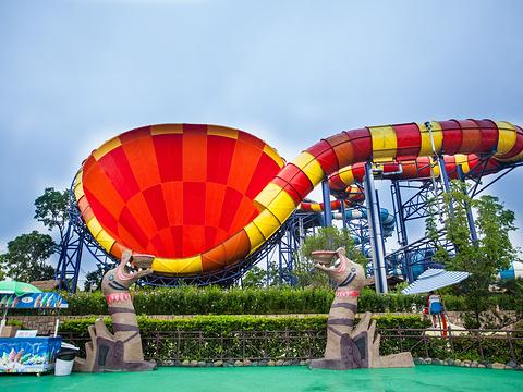 上海玛雅海滩水上公园旅游景点图片