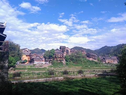 程阳侗族八寨旅游景点图片