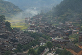 西江苗寨观景台