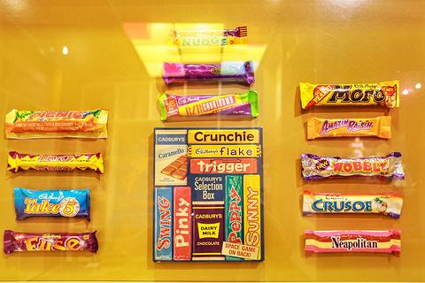 吉百利巧克力工厂的图片