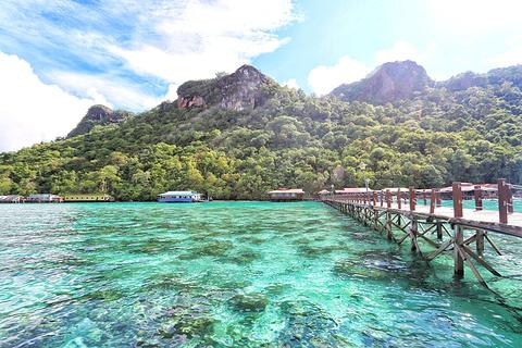 珍珠岛的图片