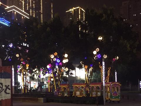 南滨公园旅游景点图片