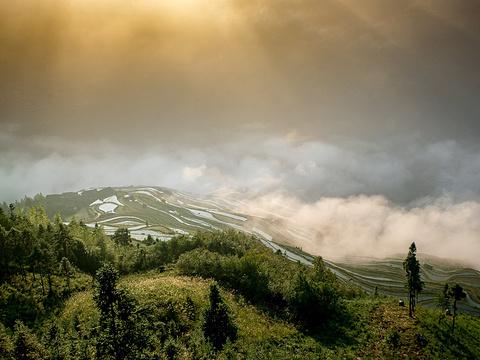 加榜梯田旅游景点图片