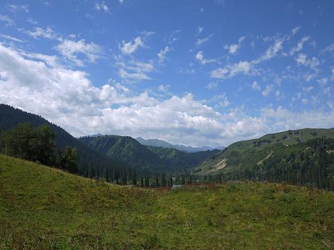 库尔德宁景区旅游景点图片