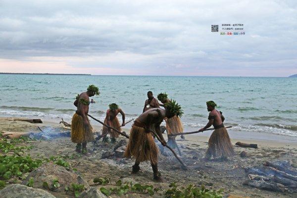 斐济特色表演图片