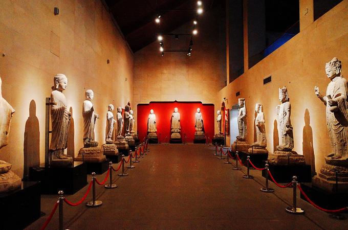 西安碑林博物馆图片