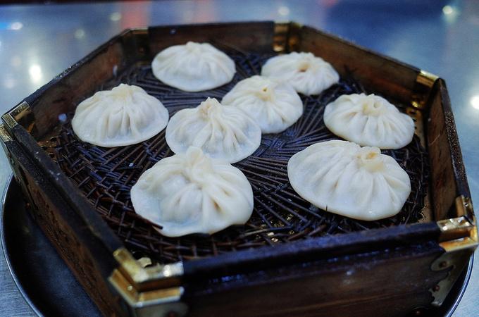 西安贾三清真灌汤包子馆(北院门总店)图片