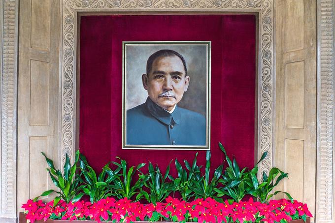 中山纪念堂图片
