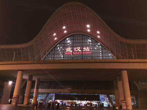 武汉站旅游景点图片