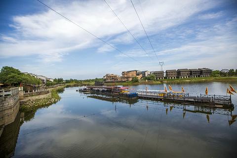 靖港古镇的图片