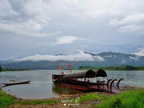 澜沧江风光旅游景点图片