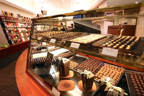 Sprüngli甜品店