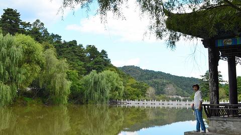 玉华宫风景名胜区旅游景点攻略图