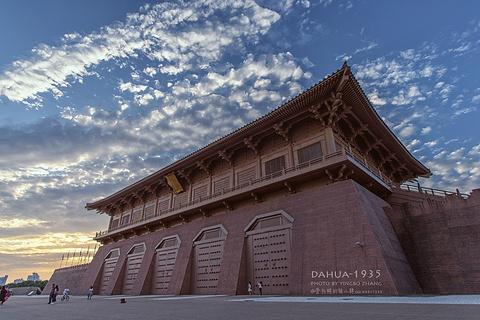 大明宫国家遗址公园的图片