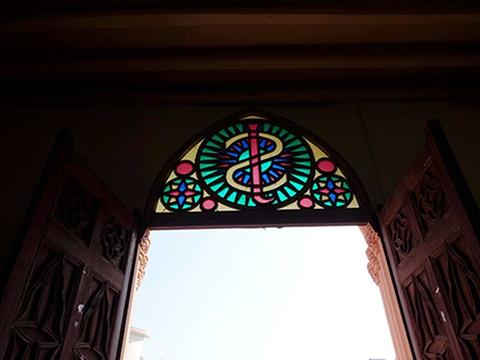 天主教堂旅游景点图片