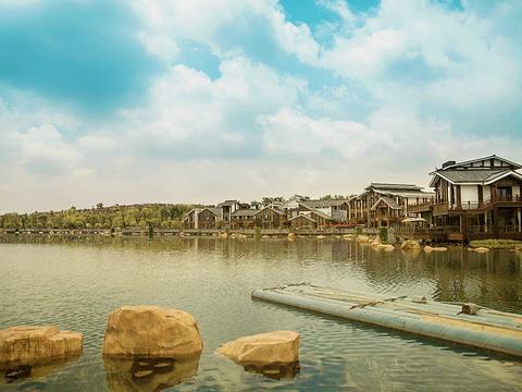 天河潭旅游度假区旅游景点图片