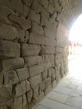 高家堡古城旅游景点攻略图