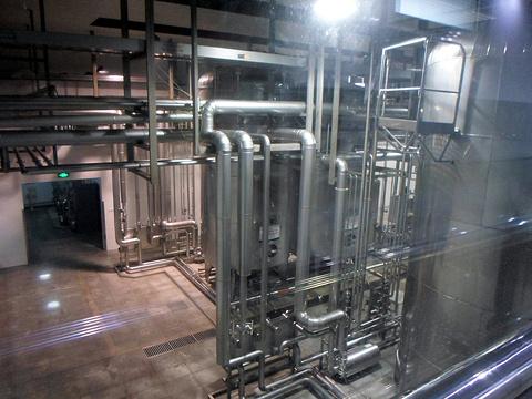 青岛啤酒厂旅游景点图片