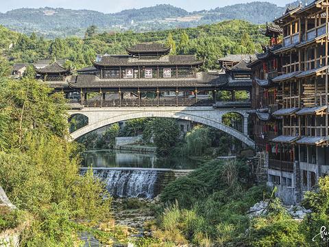 芙蓉镇旅游景点图片