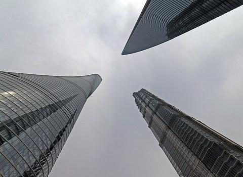 上海中心大厦旅游景点攻略图