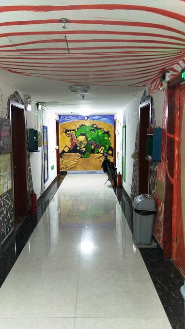 绿岛青年旅舍(大同火车站店)图片