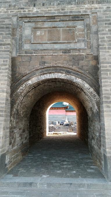 代王府遗址图片