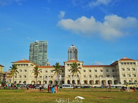 加勒菲斯绿地广场旅游景点图片