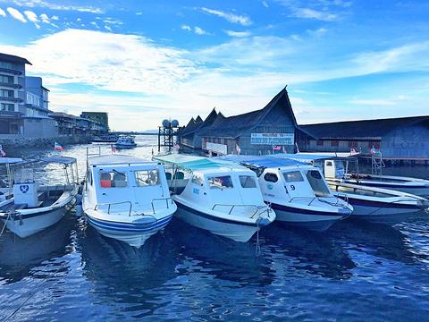 仙本那码头