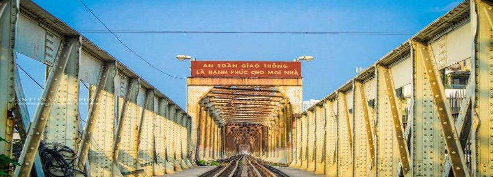 最美法式小城,最美越式梯田-骑自行车畅游河内和沙巴