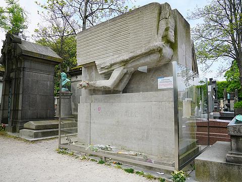 拉雪兹公墓旅游景点图片