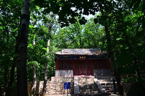 大杨山旅游景点攻略图