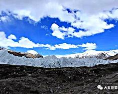《自驾环中国》第38天:40冰川,来西藏就为了见你!
