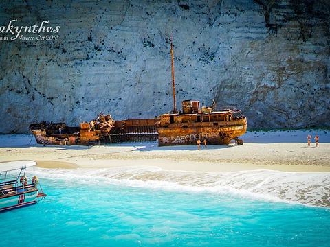 沉船湾旅游景点图片