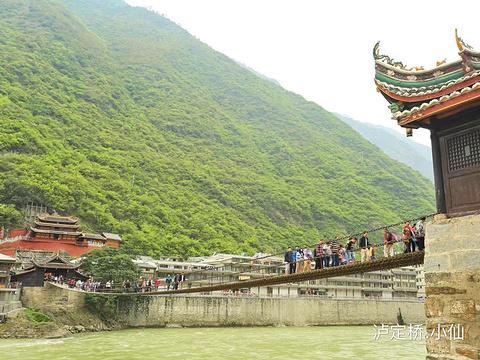 泸定桥旅游景点图片