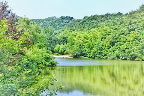 马仁奇峰风景区旅游景点攻略图