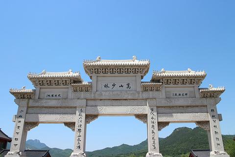 少林寺的图片