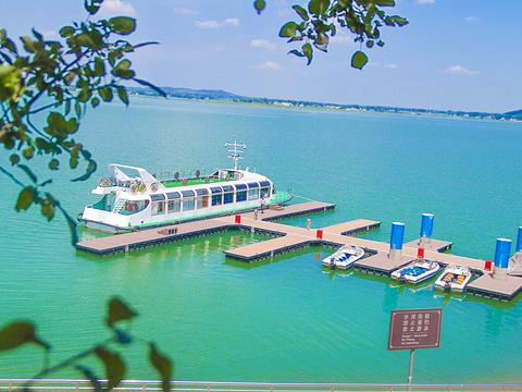 金牛湖旅游景点图片
