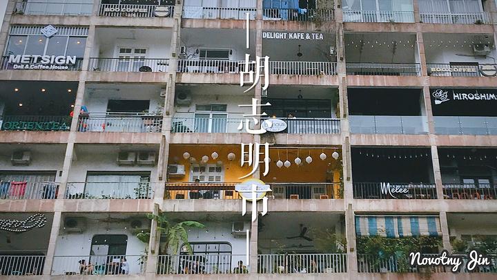 """""""...港维港,意大利那不勒斯以及日本函馆的夜景,我觉得胡志明的夜景也没有什么太值得费事上去看一下的吧_Bitexco Financial Tower - Saigon Skydeck""""的评论图片"""