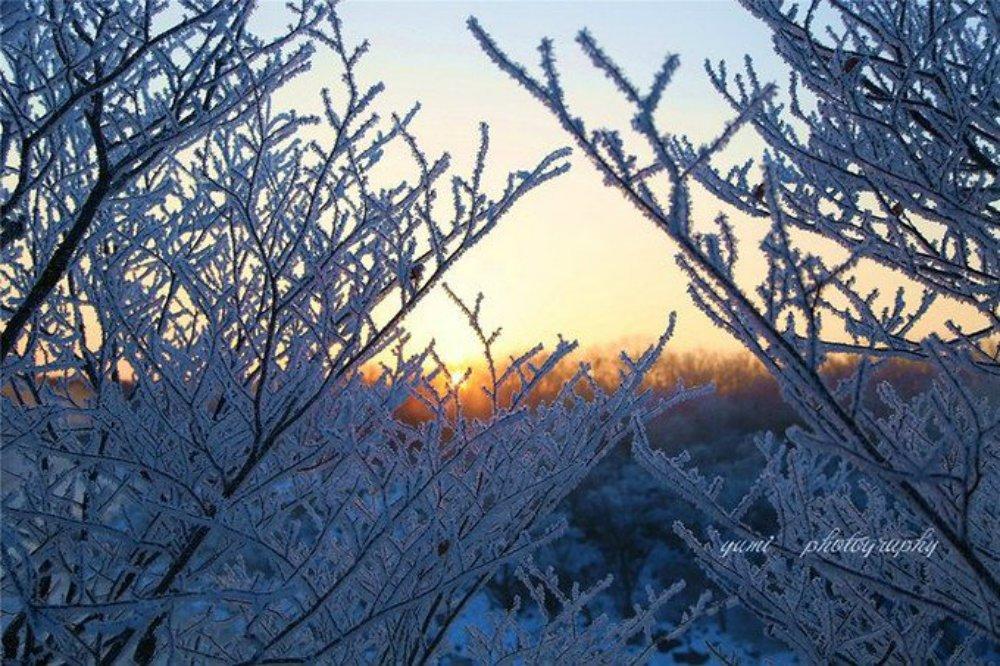 梦幻雪城,感受不一样的冰雪奇缘