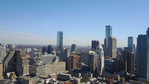多伦多金融区旅游景点攻略图