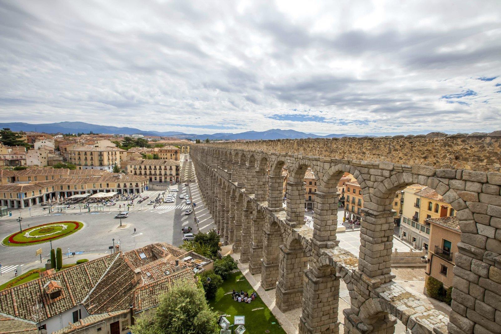 2019古罗马高架引水渠游玩攻略,震撼之极,人在
