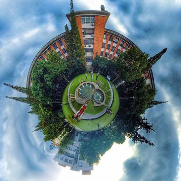 复旦大学旅游景点攻略图